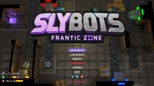 Slybots: Frantic Zone - игра на стадии разработки