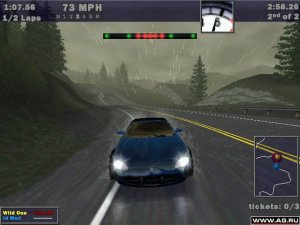 Need for Speed III: Hot Pursuit (1998) PC – торрент