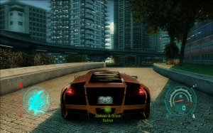 Need for Speed: Undercover (2008) PC – торрент