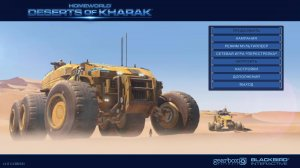 Homeworld: Deserts of Kharak v1.3.0 + 3 DLC – торрент