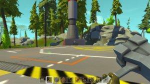 Scrap Mechanic v0.3.5 - игра на стадии разработки