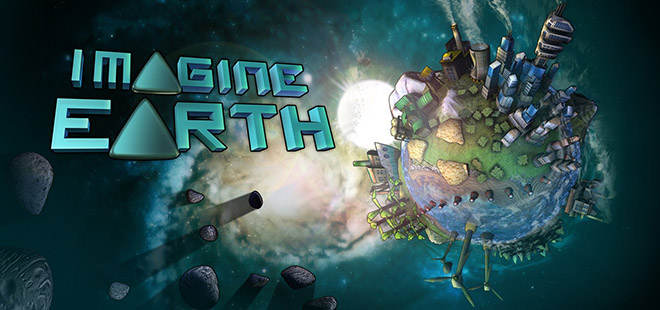 Imagine Earth Alpha 48.4 - игра на стадии разработки