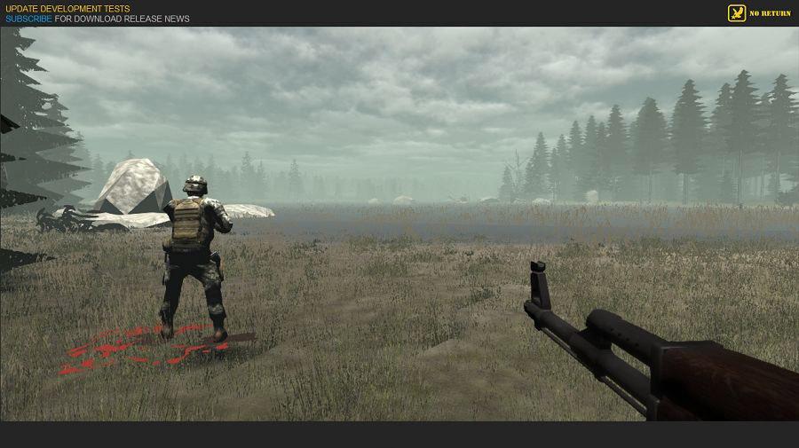 Скачать No Return Survival Simulator