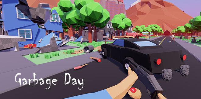 Garbage Day - игра на стадии разработки