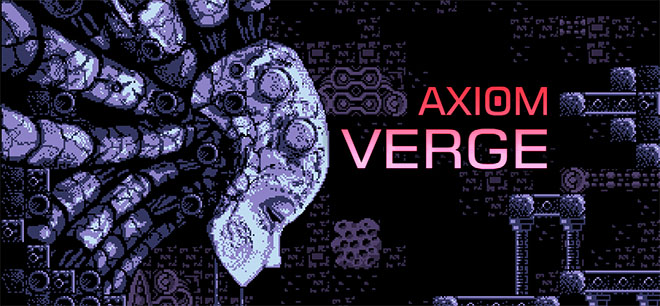 Axiom Verge v1.42 - полная версия на русском