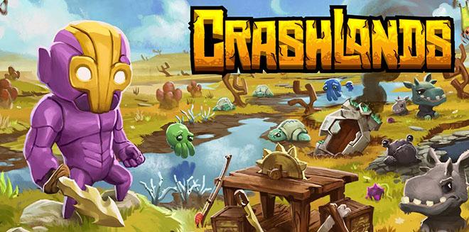 Crashlands v1.2.18 - полная версия