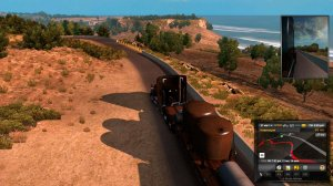 American Truck Simulator (2016) PC – торрент