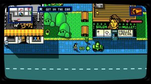 Retro City Rampage DX v1.54 - полная версия