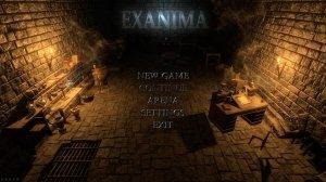 Exanima v0.8.0.1c - игра на стадии разработки