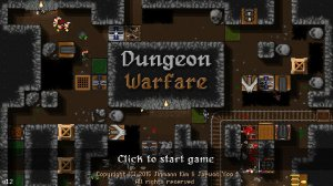 Dungeon Warfare v1.31 - полная версия