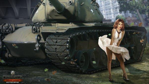 photos of single girls танки № 167070