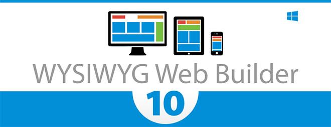 WYSIWYG Web Builder – программа для создания сайтов