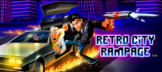 Retro City Rampage DX v1.54 - полная версия