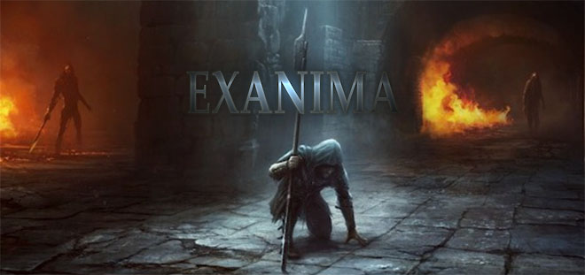 Exanima v0.6.5.4f на русском - игра на стадии разработки