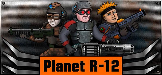 Planet R-12 v1.0.4.4 - игра на стадии разработки