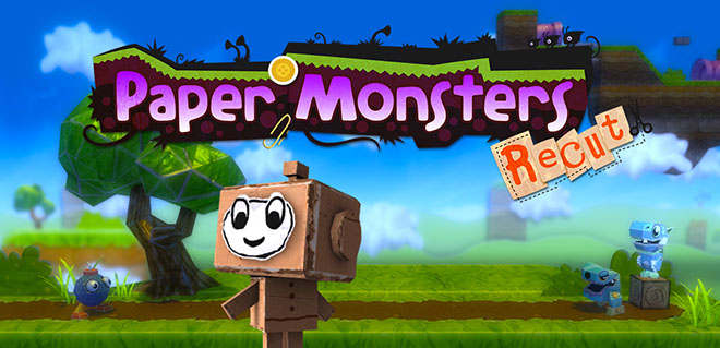 Paper Monsters Recut - полная версия