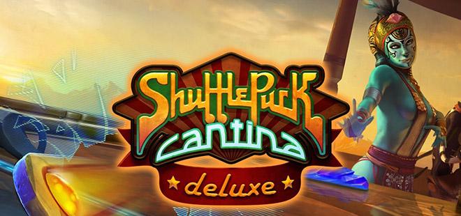 Shufflepuck Cantina Deluxe VR v1.8 - полная версия