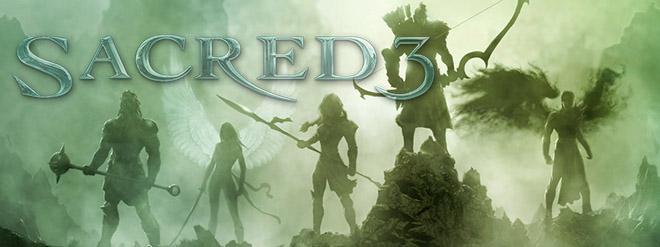 Sacred 3: The Gold Edition / Золотое издание (2014) PC - торрент