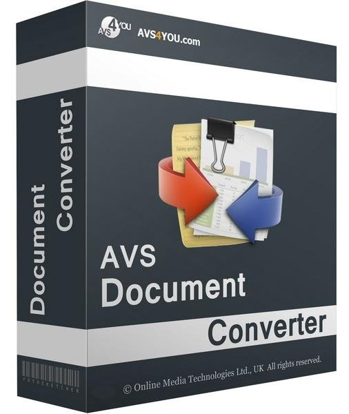 AVS Document Converter v3.1.1.245 + Crack