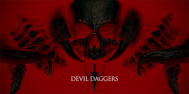 Devil Daggers v3 Update 1 - полная версия