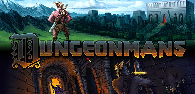Dungeonmans: The Heroic Adventure Roguelike v1.81e