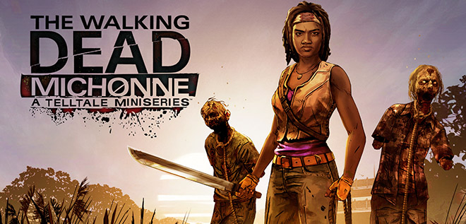 Игра The Walking Dead: Michonne (эпизоды 1-3) – торрент