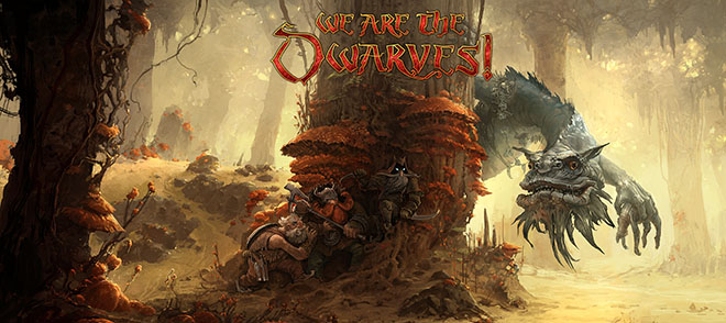 We Are The Dwarves (2016) PC – торрент