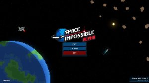 Space Impossible v13.1.0 - игра на стадии разработки