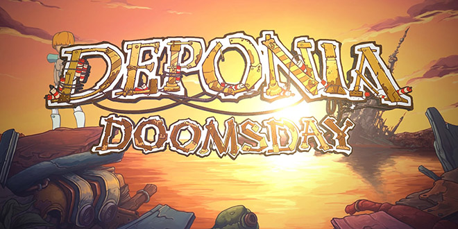 Deponia Doomsday v1.1.0239 PC – торрент