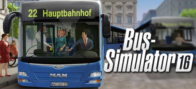 Bus Simulator 16 (2016) PC – торрент