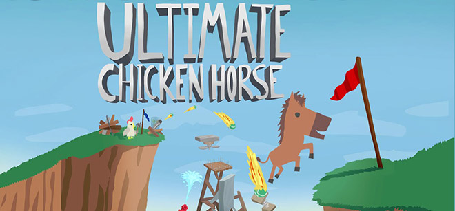 Ultimate Chicken Horse на русском – торрент