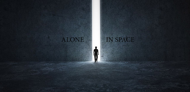 ALONE IN SPACE v07.03.2016 - полная версия