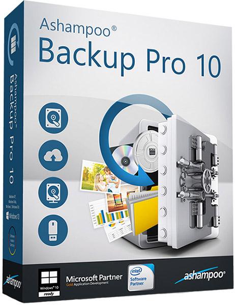 Ashampoo Backup Pro 11.08 + crack