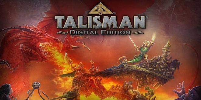 Talisman: Digital Edition v11.4 + 30 DLC - полная версия на русском