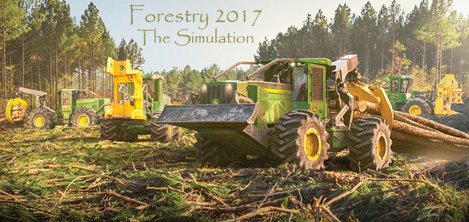 Forestry 2017 - The Simulation (2016) PC – торрент