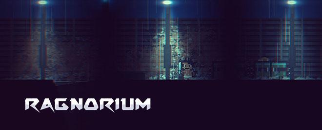 Ragnorium v0.595 - игра на стадии разработки