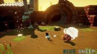 Blue Sheep – полная версия игры – торрент