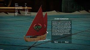 The Inner Sea Build 11 - игра на стадии разработки