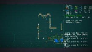 Caves of Qud v2.0.6390.31961 Beta - игра на стадии разработки