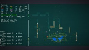 Caves of Qud v2.0.201.87 - игра на стадии разработки