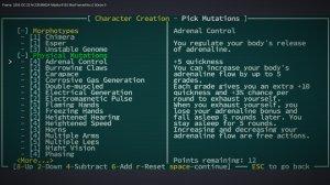 Caves of Qud v2.0.6649.35169 Beta - игра на стадии разработки