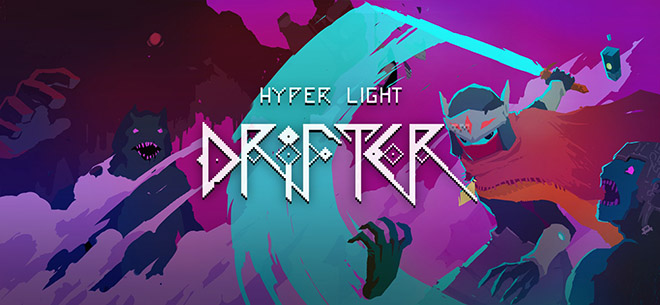 Hyper Light Drifter v06.07.2017 - полная версия