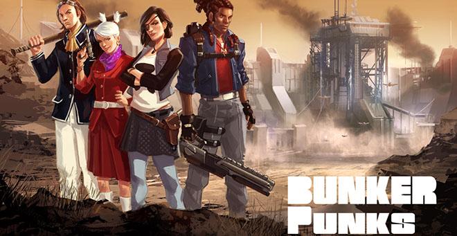 Bunker Punks v1.1 - полная версия