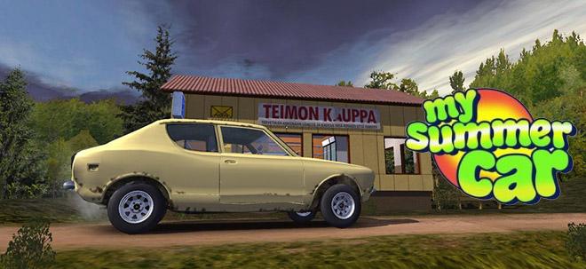My Summer Car v05.12.2017 - игра на стадии разработки