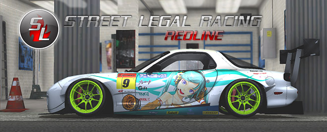 Картинка к Street Legal Racing: Redline v2.3.1
