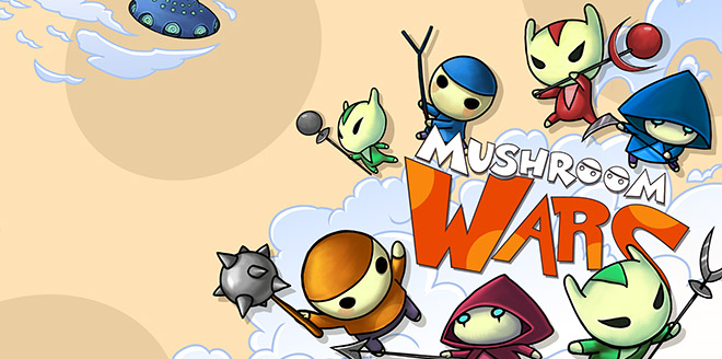 Mushroom Wars PC v1.2.2 - полная версия на компьютер
