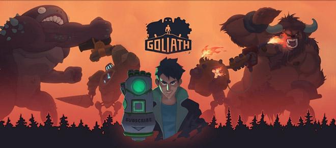 Goliath v1.0.6 Update 4 - полная версия на русском