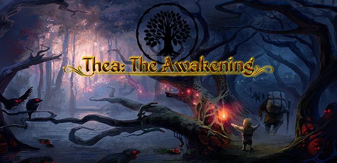 Thea: The Awakening v1.20.2412 + 1DLC – торрент