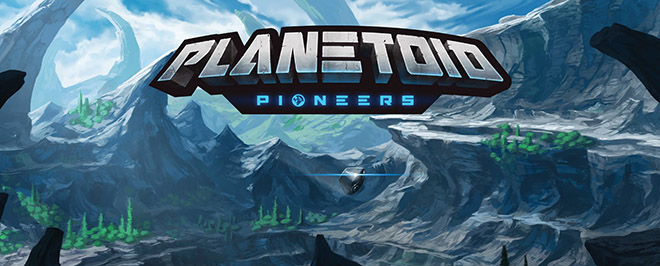 Planetoid Pioneers Build 8 - полная версия