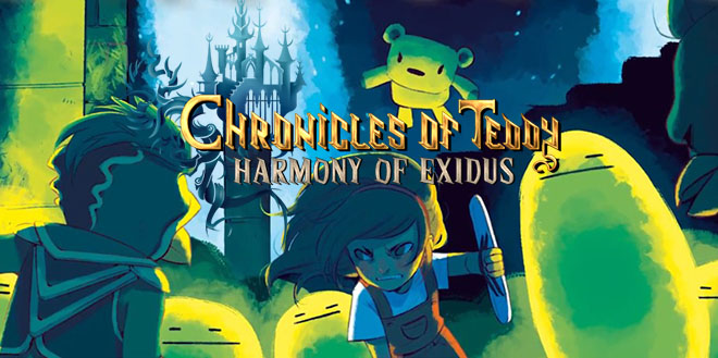 Chronicles of Teddy: Harmony of Exidus v3.0.0 (Finding Teddy 2) - полная версия на русском